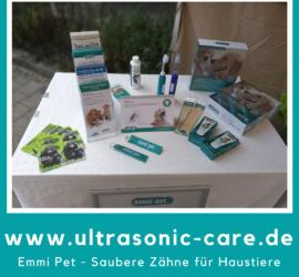 Emmi Pet - Saubere Zähne für Hunde, Katzen und Co.